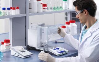 Виды оборудования для лабораторий