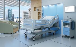 Характеристики реанимационных кроватей