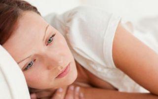 Набухает и болит грудь во время овуляции