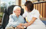 Где найти сиделку для пожилого человека?