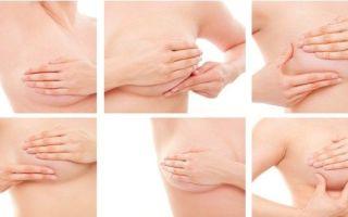 Техники массажа для роста груди