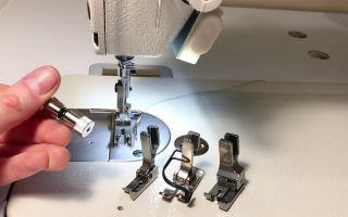 Как быстро отремонтировать швейную машину?