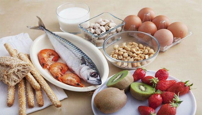 Если чешется грудь, необходимо пройти обследование на пищевую аллергию