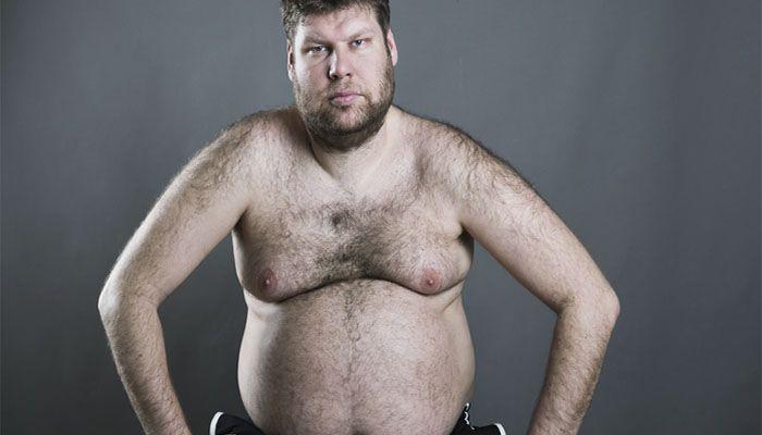 Спорт хорошо помагает в борьбе с гинекомастией