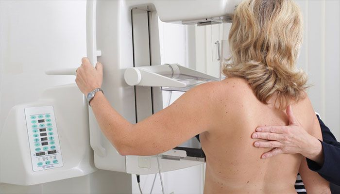 Визит к маммологу