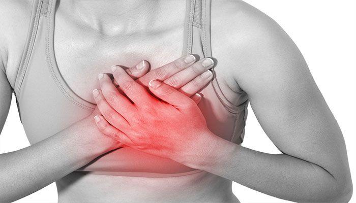 Боли в молочных железах