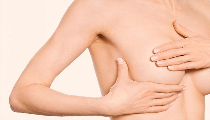 Cамообследование груди