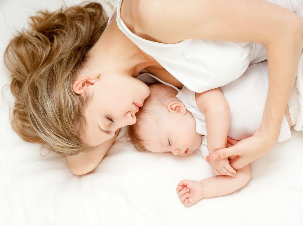 Сон мамы и малыша