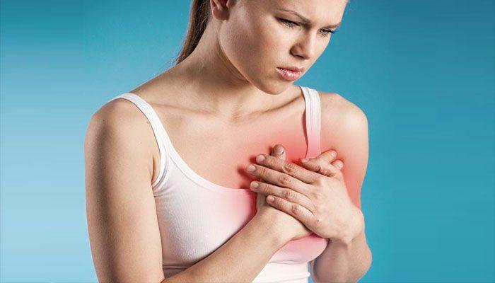 Боль в МЖ при лактостазе