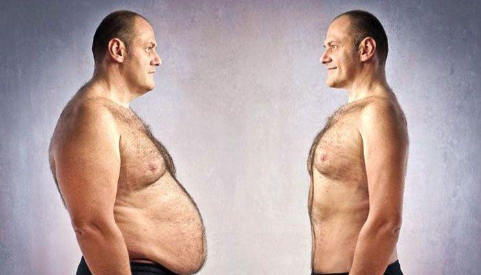 Влияние гормона на колебания массы тела