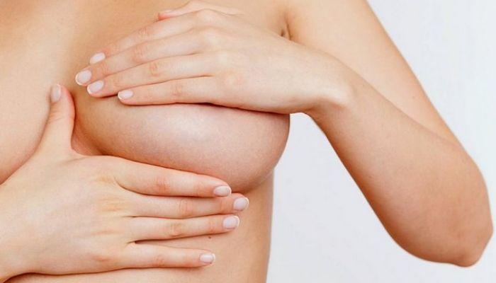 Ощупывание груди