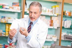 Лекарства по назначению врача