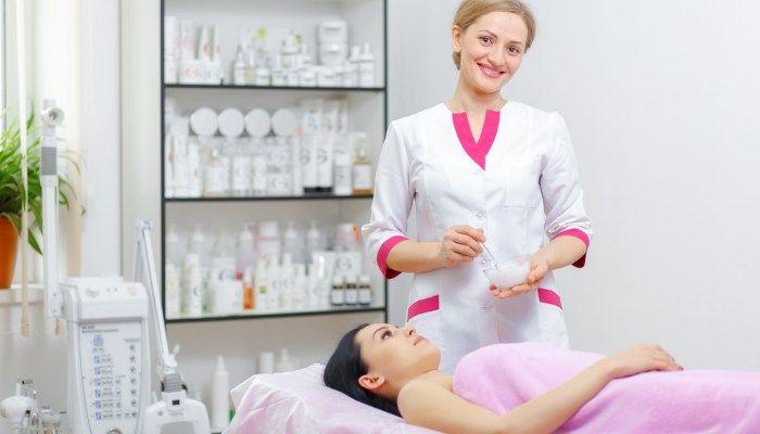 Дезинфекция молочной железы