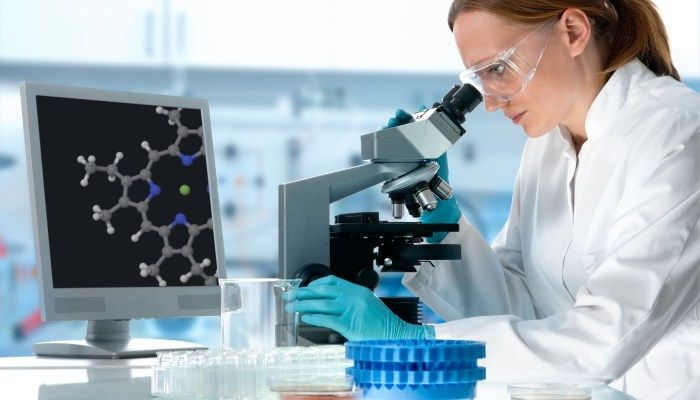 Исследование клеток