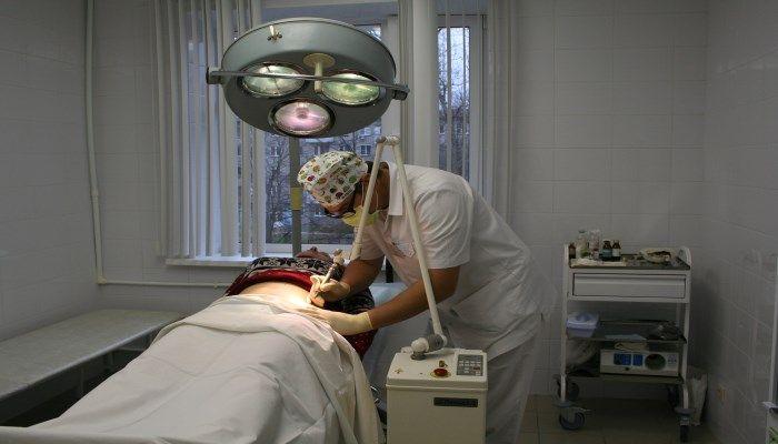 Лазерное удаление - безболезненная процедура