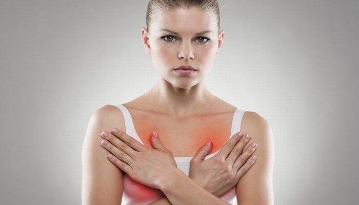 Болят молочные железы