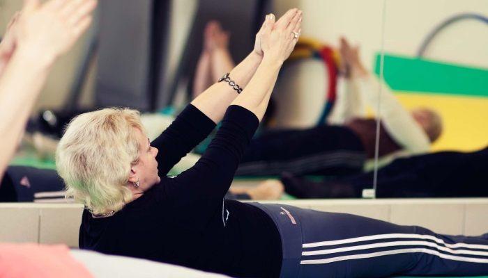 Упражнения после мастэктомии