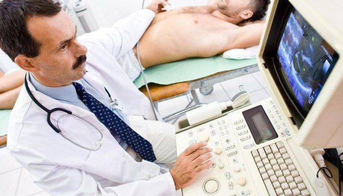 Ультразвуковая диагностика новообразований