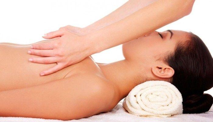 Профессиональный массаж груди
