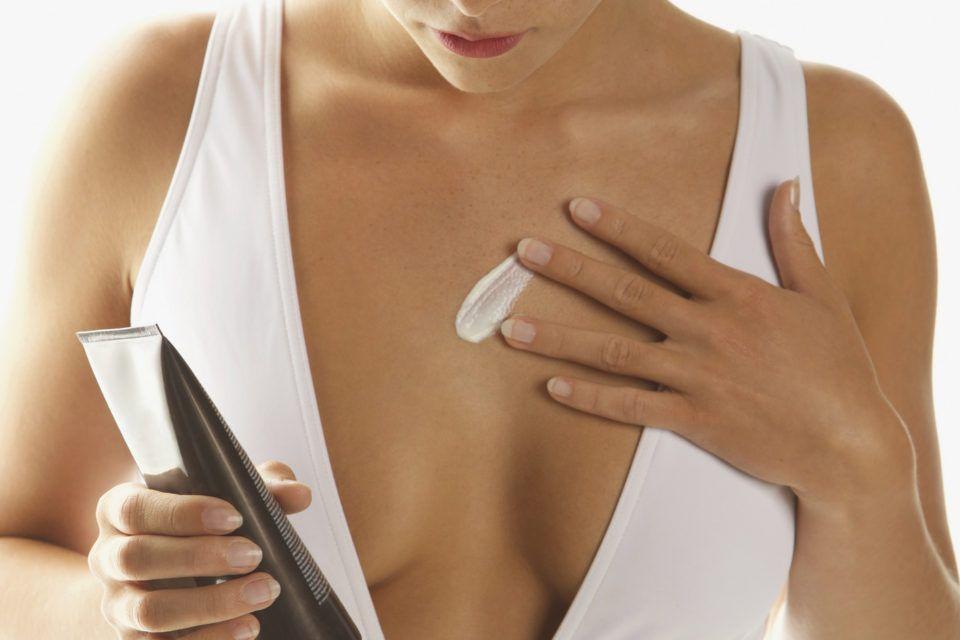 крем для груди