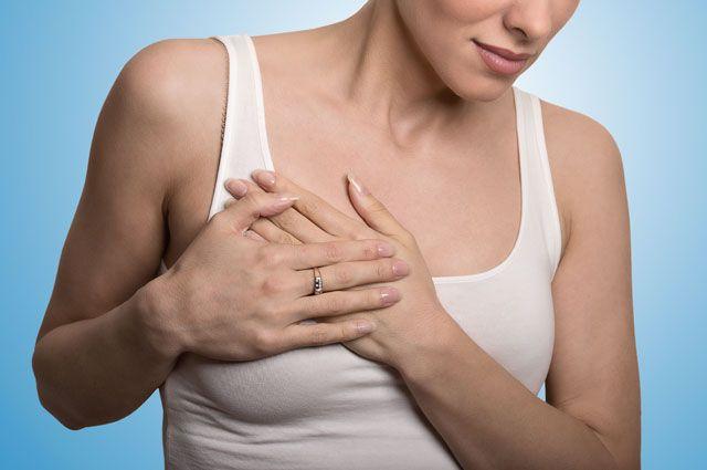 Причины рака груди