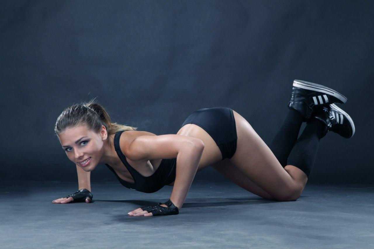 Упражнения для упругости