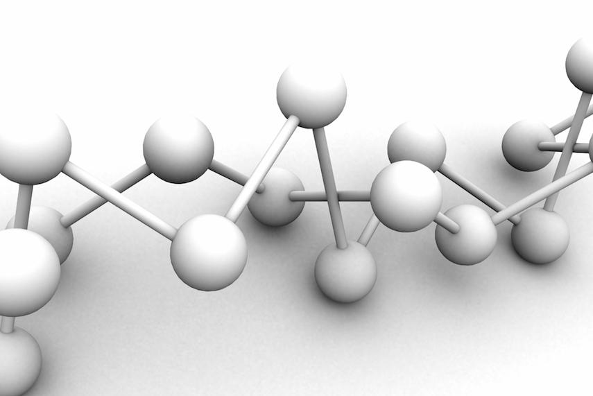 Молекулы пролактина