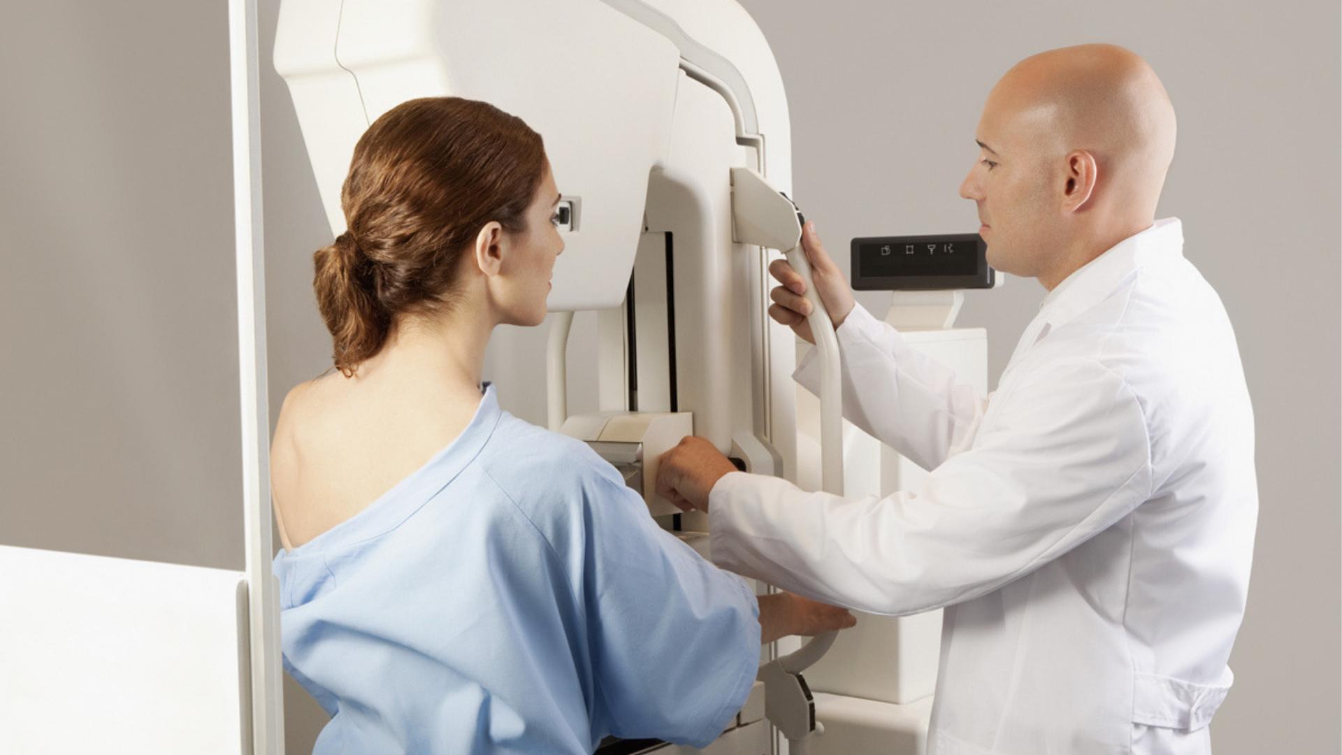 Диагностика мастопатии